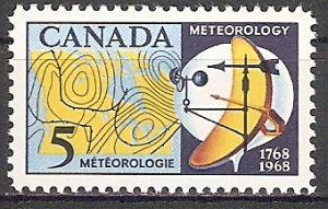 Canada 420 ** Meteorologie (2017458)