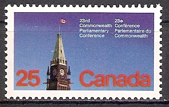 Canada 668 ** Commonwealth Parlaments Konferenz (2017467)