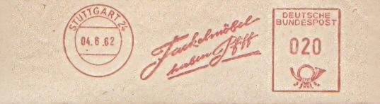 Freistempel Stuttgart - Fackelmöbel (#73)