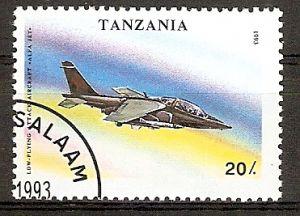 Tansania 1591 o Alpha Jet (2015803)