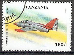 Tansania 1596 o Ariojet C-101 (2018307)