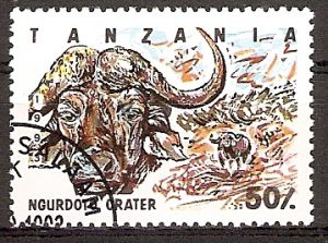 Tansania 1608 o Büffel (2015674)