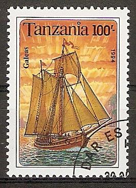 Tansania 1742 o Galione (2015804)