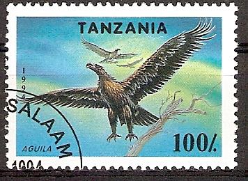 Tansania 1777 o Steinadler (2015675)