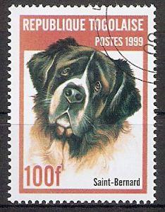 Togo 2823 o Bernhardiner (2017306)
