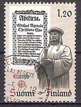 Finnland 899 o Mikael Agricola (2017411)
