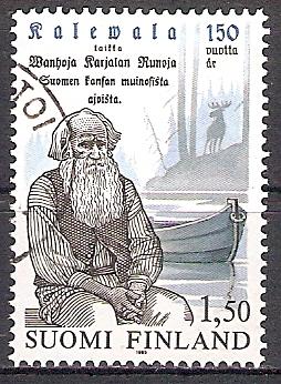 Finnland 957 o Pedri Semeikka (2017413)