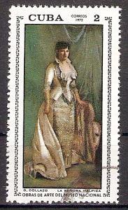 Cuba 1744 o Gemälde aus dem Nationalmuseum (201731)