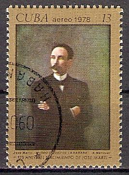 Cuba 2272 o José Martí (201744)