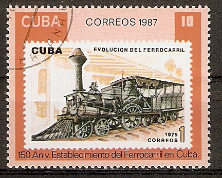 Cuba 3144 o 150 Jahre Eisenbahn in Kuba (2015826)