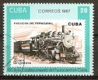 Cuba 3145 o 150 Jahre Eisenbahn in Kuba (2015827)