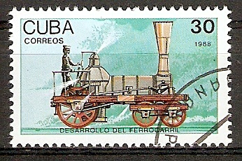 Cuba 3222 o Dampflokomotive von 1839 (2015834)