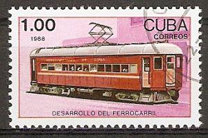 Cuba 3224 o Elektrischer Triebwagen von 1922 (2015835)