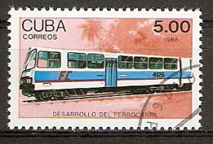 "Cuba 3226 o Triebwagen ""CAP 9"" (2015837)"