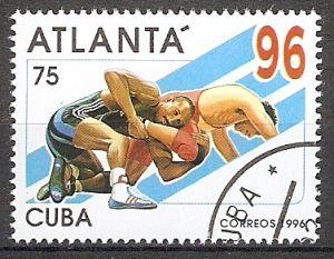 Cuba 3902 o Olympiade Atlanta 1996 / Ringen (201869)