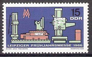 DDR 1160 ** Leipziger Frühjahrsmesse 1966 (2018242)