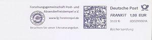 Freistempel 6D0200001A Ammersbek - FG Freistempel - Komusina (#345)