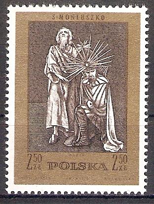 Polen 2181 ** Paria, Oper (2017382)