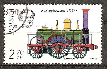 "Polen 2431 o Dampflokomotive ""North Star"" (2015849)"