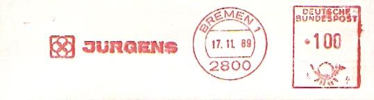 Freistempel Bremen - Jürgens (#15)