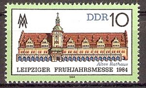 DDR 2862 ** Leipziger Frühjahrsmesse 1984 (2018289)