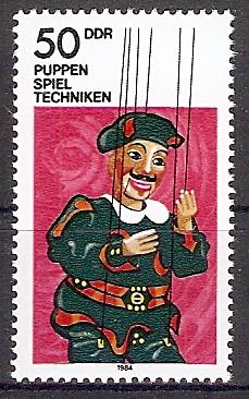 DDR 2876 ** Marionettenkasper (2017372)