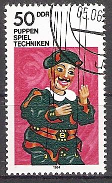 DDR 2876 o Marionettenkasper (2017377)