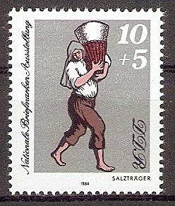 DDR 2882 ** Briefmarkenausstellung Halle 1984 (2018251)