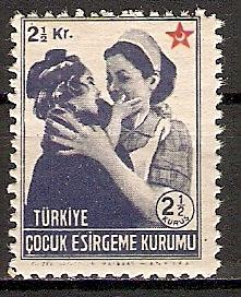 Türkei ZZM. C128 ** Kinderhilfe 1947 (2015605)