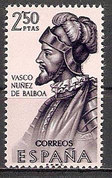 Spanien 1423 ** Vasco Nuñez de Balboa (2017565)
