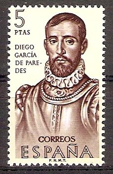 Spanien 1425 ** Diego García de Paredes (2017125)