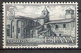 Spanien 1442 ** Kloster Santa María de Huerta (2017293)