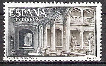Spanien 1578 ** Hieronymiten Kloster Yuste (2017475)