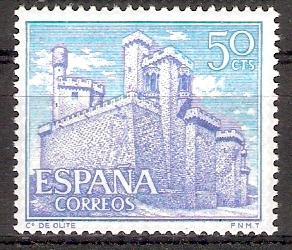 Spanien 1630 ** Castillo de Olite (2017136)