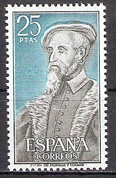Spanien 1680 ** Andrés de Laguna (2017473)