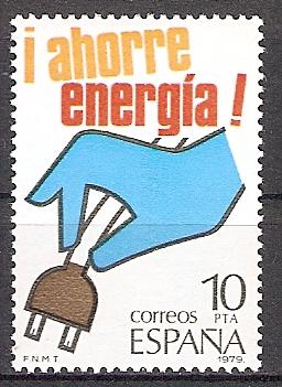 Spanien 2402 ** Energiesparen (201784)