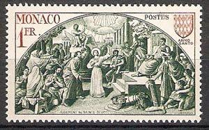Monaco 431 ** Verurteilung der hl. Dévote (2018167)