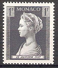 Monaco 569 ** Fürstin Gracia Patricia 1957 (2018168)