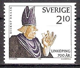 Schweden 1441 ** Hans Brask / Bischof von Linköping (201757)