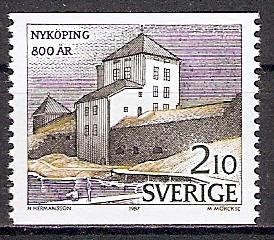 Schweden 1442 ** Schloss Nyköpingshus (201758)