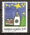 Norwegen 1058 o Weihnachten 1990 (20151010)