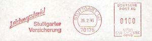 Freistempel C50 610C Stuttgart - Stuttgarter Versicherung (#63)