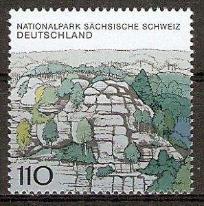 BRD 1997 ** Nationalpark Sächsische Schweiz (2015922)