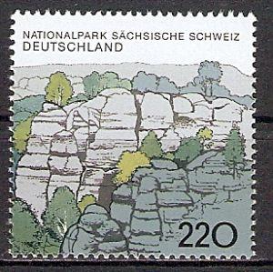 BRD 1998 ** Nationalpark Sächsische Schweiz (2015453)