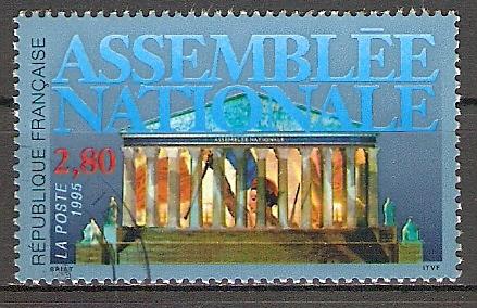 Frankreich 3089 o Französische Nationalversammlung (2015274)