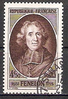 Frankreich 784 o Erzbischof Fénelon von Cambrai (2017512)
