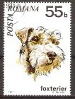 Rumänien 2910 o Foxterrier (2017237)
