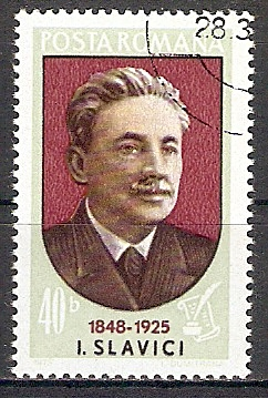 Rumänien 3117 o I. Slavici (2017442)