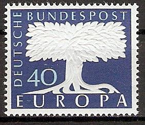BRD 269 ** Europa CEPT 1957 (2015557)