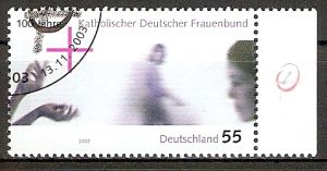 BRD 2372 o Katholischer Deutscher Frauenbund (2015235)
